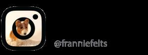 Instagram @franniefelts