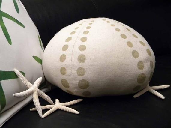 urchin pillow