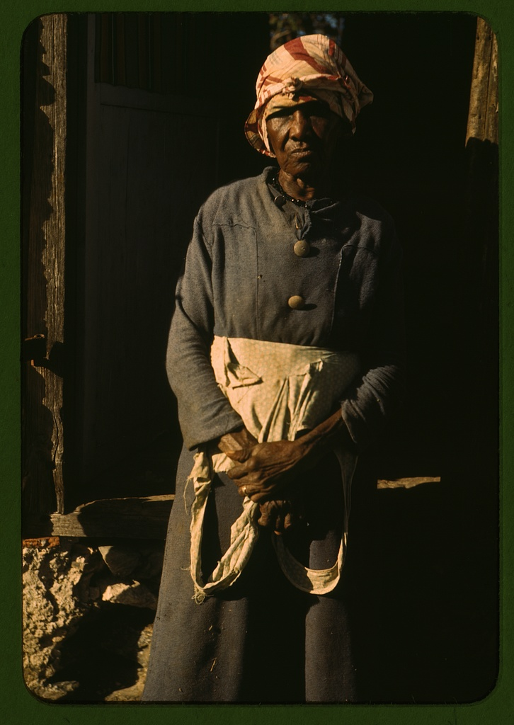 FSA borrower, St. Croix island, Virgin Islands (1941)