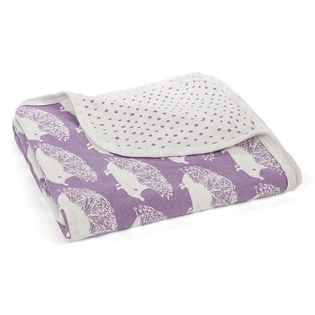 MilkBarn Hedgehog Baby Blanket