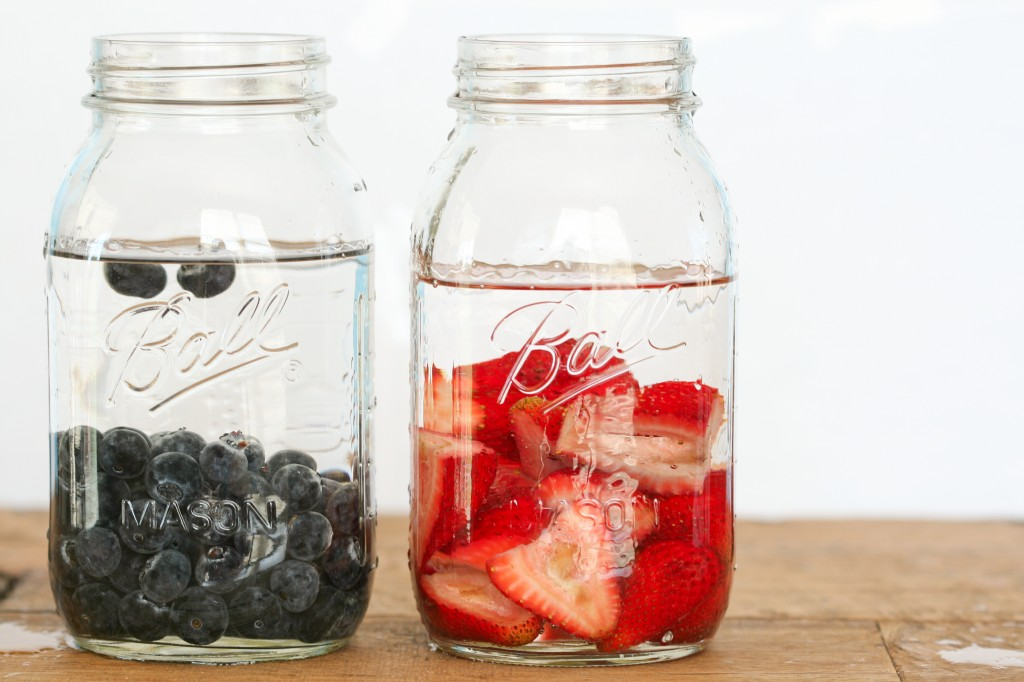 fruit-infused vodkas