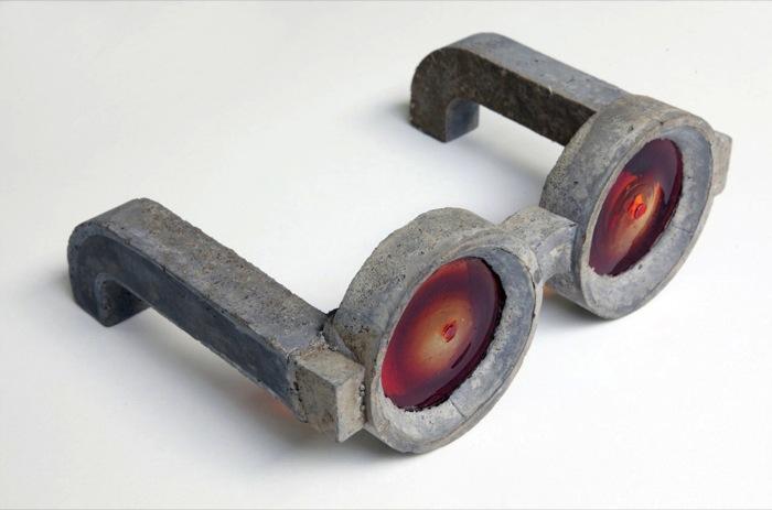 concrete eyewear