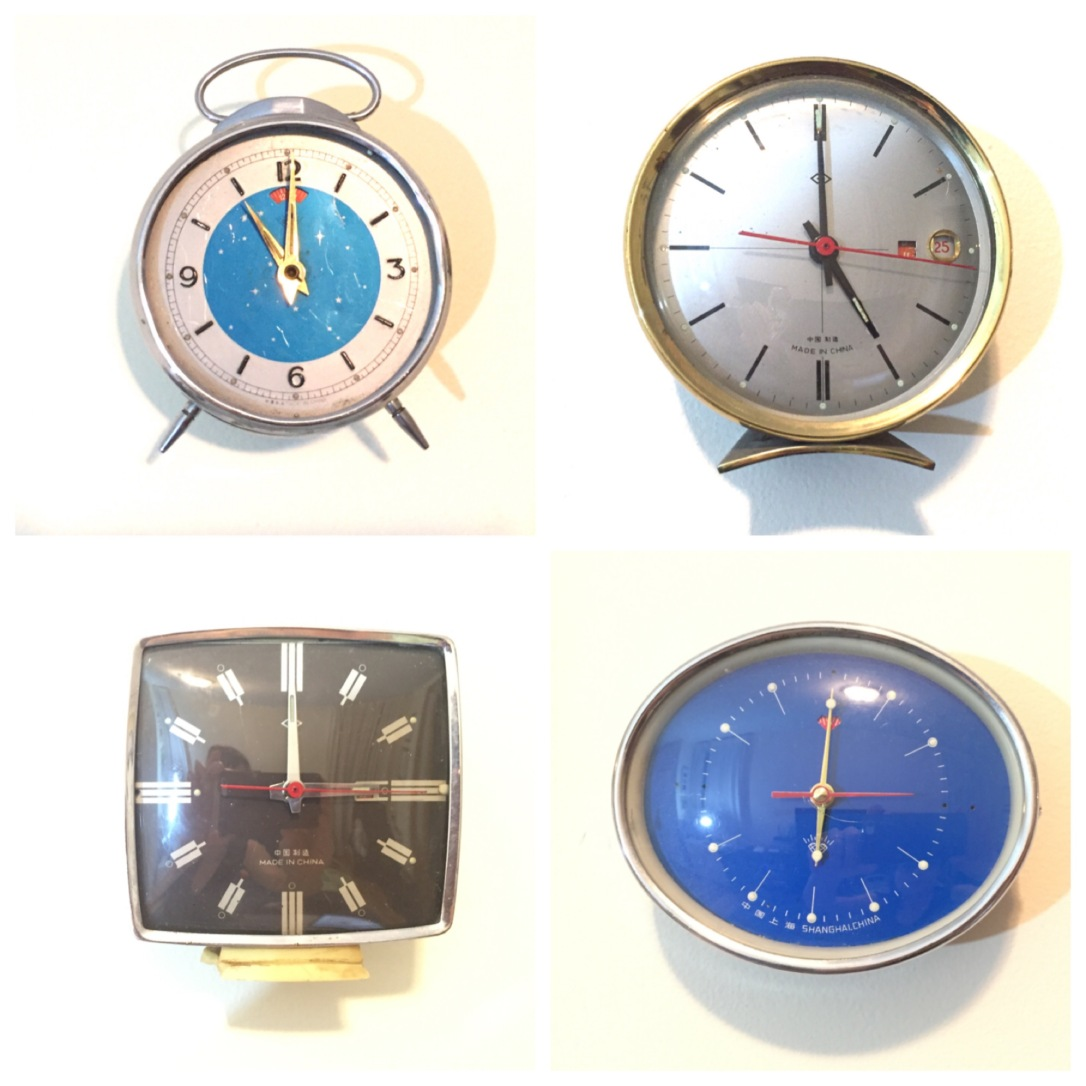 vintage clock favorites