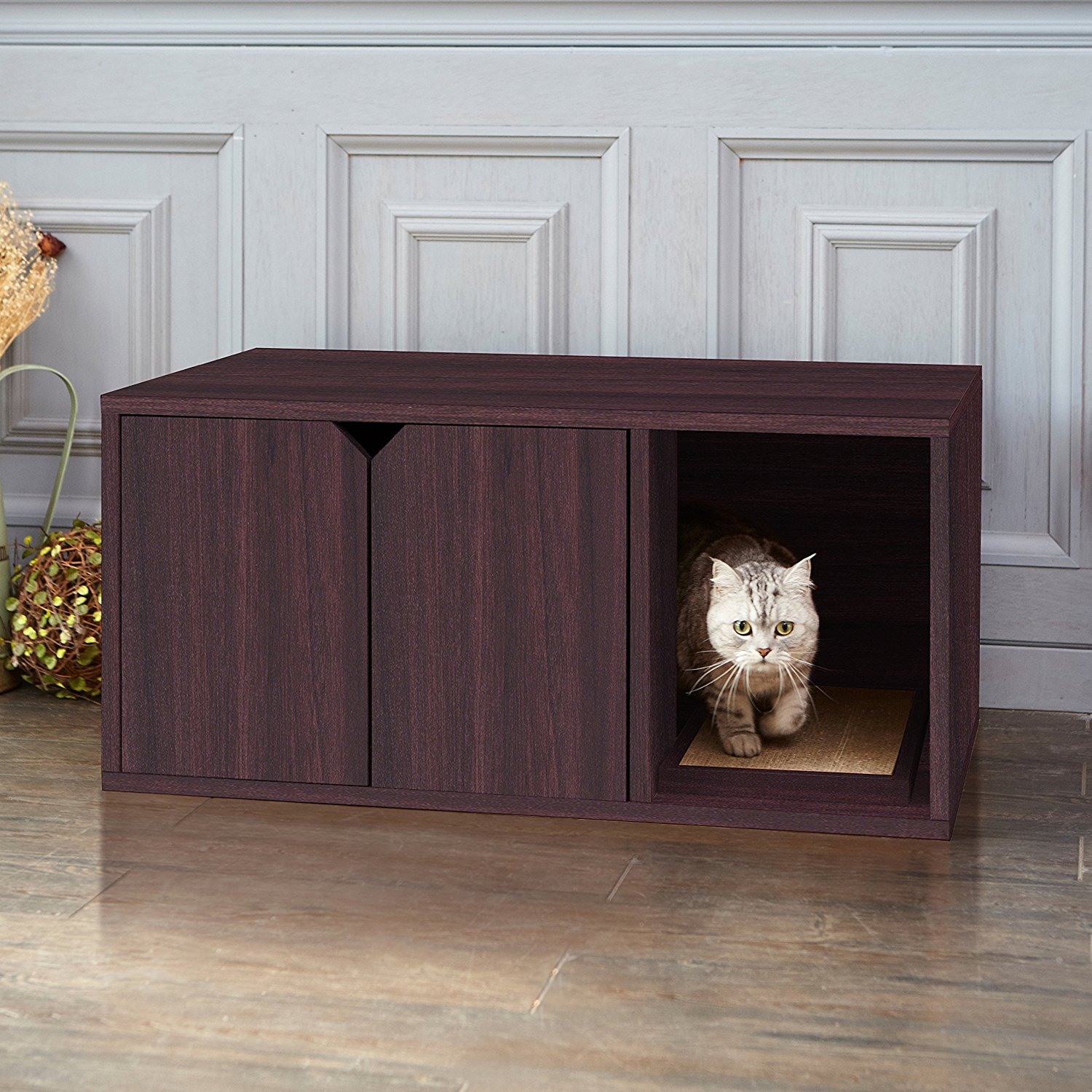pets at home cat litter wood